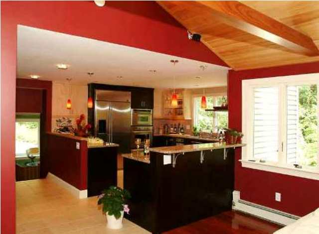 kitchen design color ideas kitchen cabinet color decorating ideas beautiful homes 277