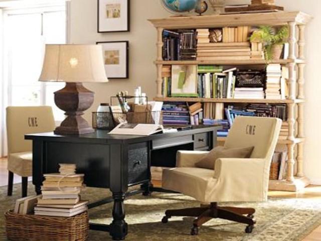 The Home Office Desk Ideas