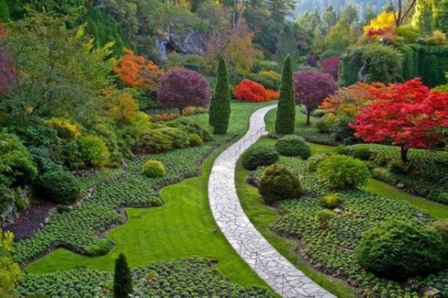 Beautiful World: Beautiful Garden on Nice Backyard Landscaping Ideas id=61707